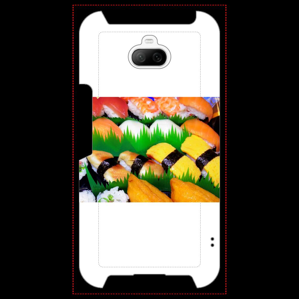 握り寿司 Xperia 8 全面印刷ケース