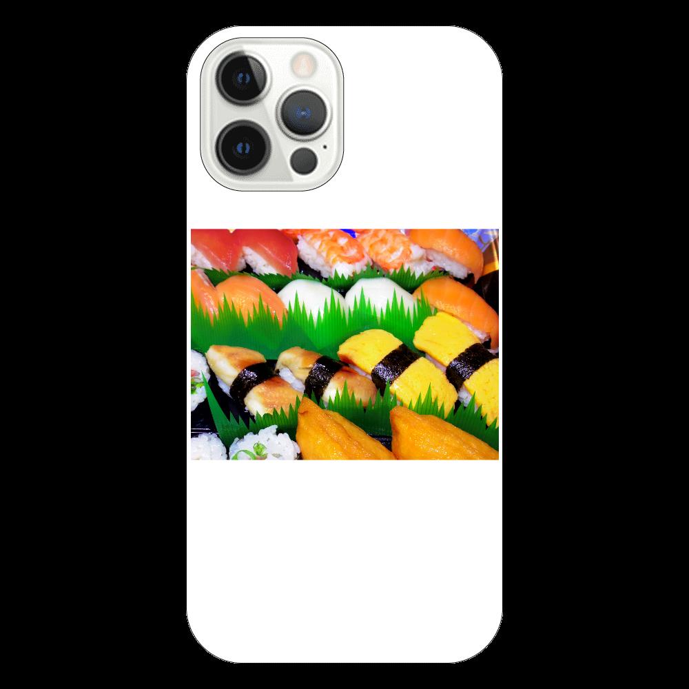 握り寿司 iPhone12 Pro(透明)