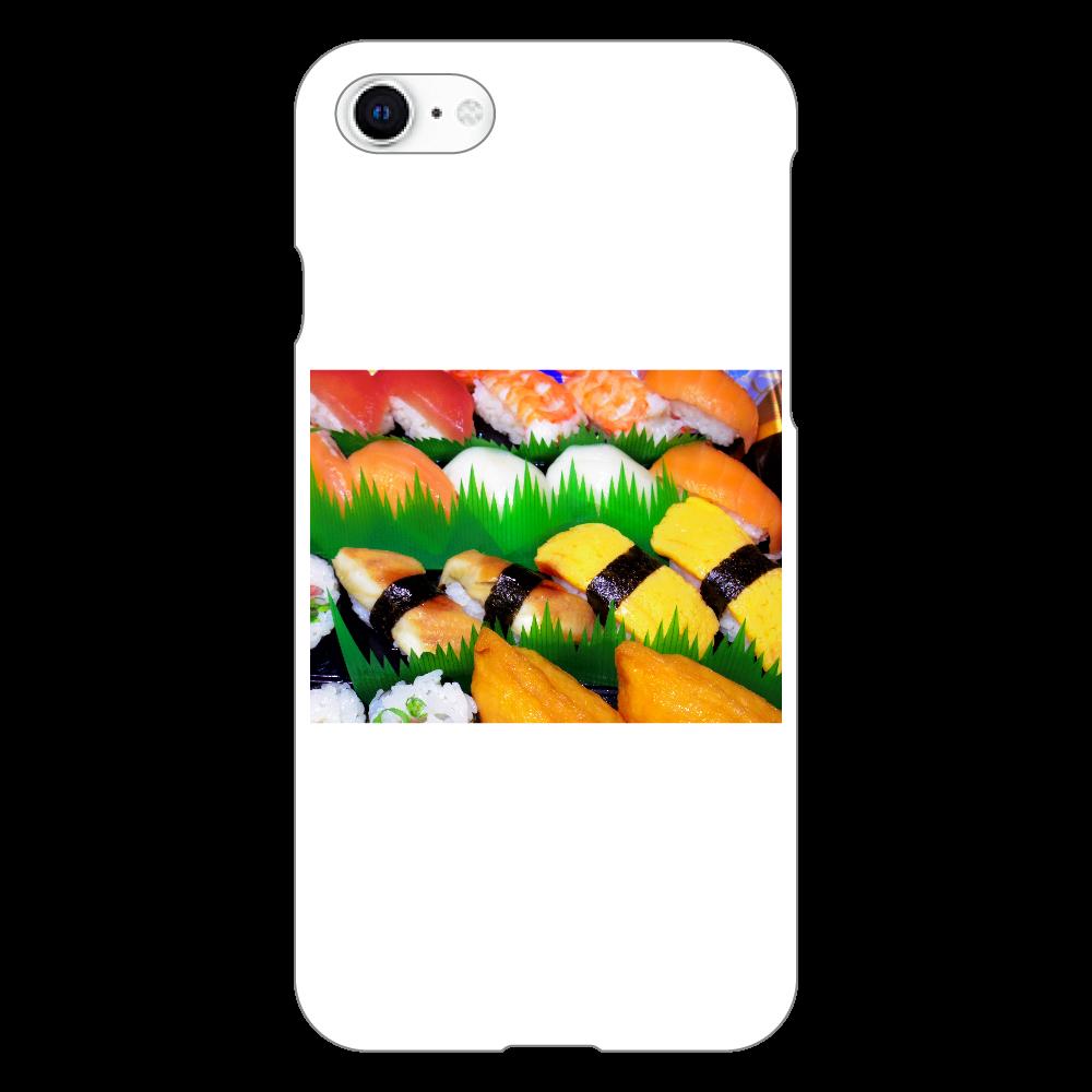 握り寿司 iphoneSE2(白)