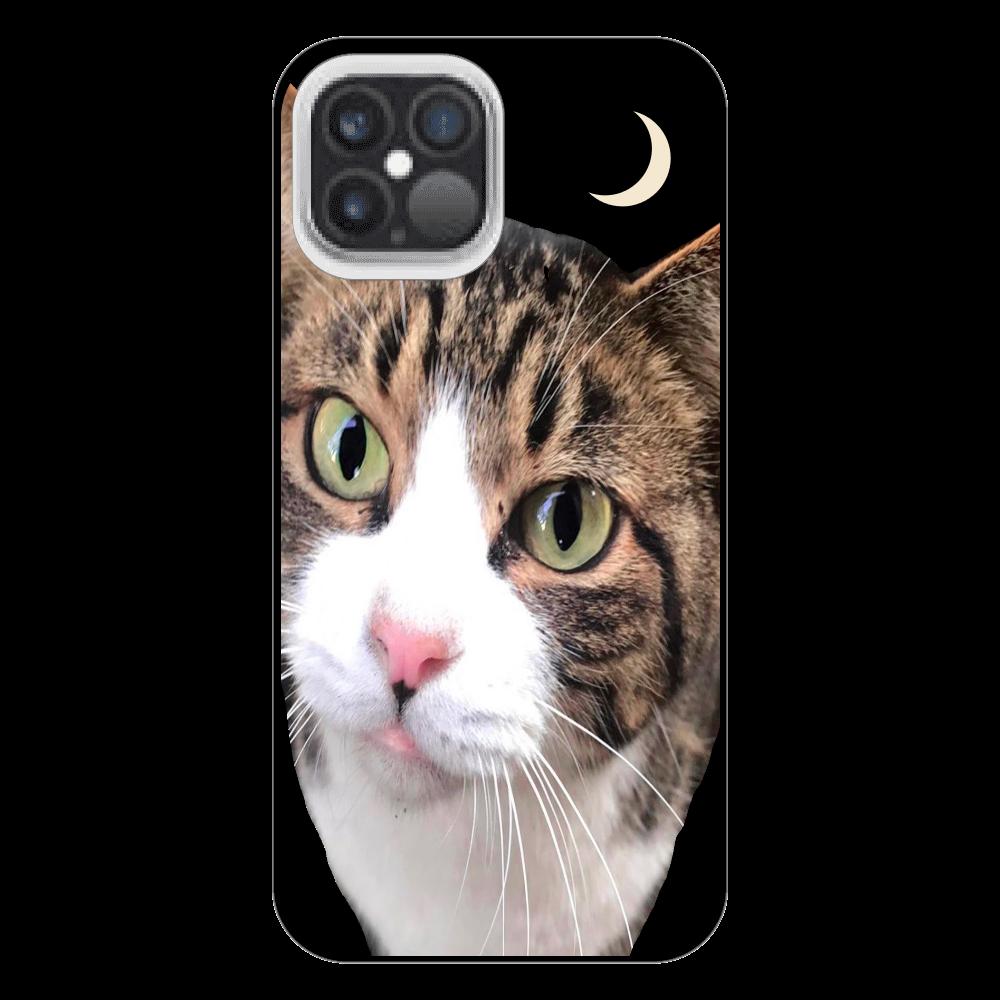 ニャーiPhoneケース iPhone12 ProMax