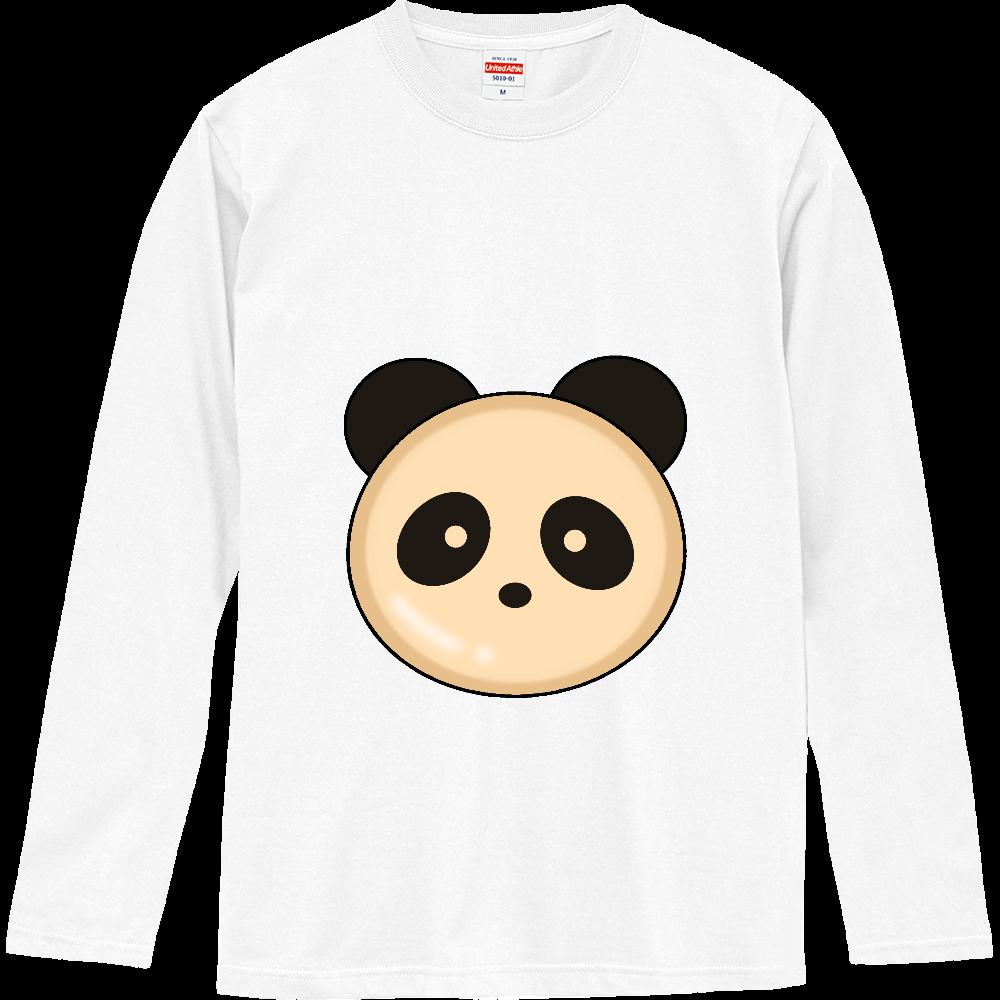 パンダパン ロングスリーブTシャツ