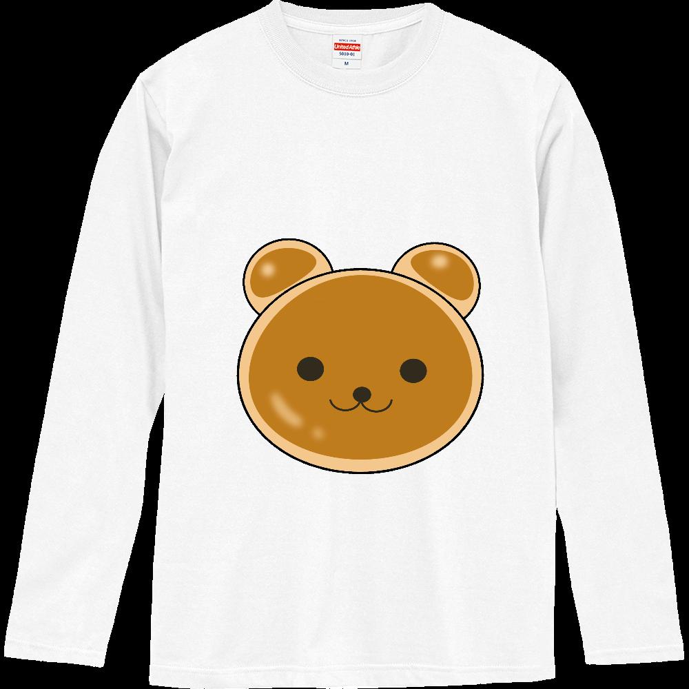 クマパン ロングスリーブTシャツ