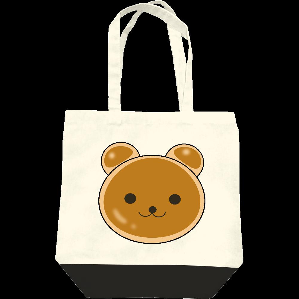 クマパン レギュラーキャンバストートバッグ(M)