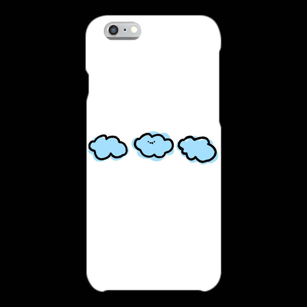 なぞだよ iPhone6/6s(透明)