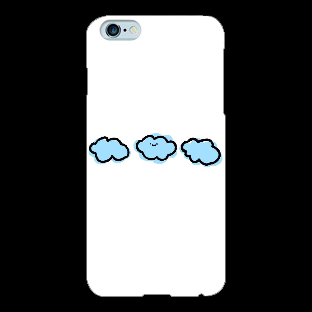 なぞだよ iPhone6Plus/6sPlus(白)