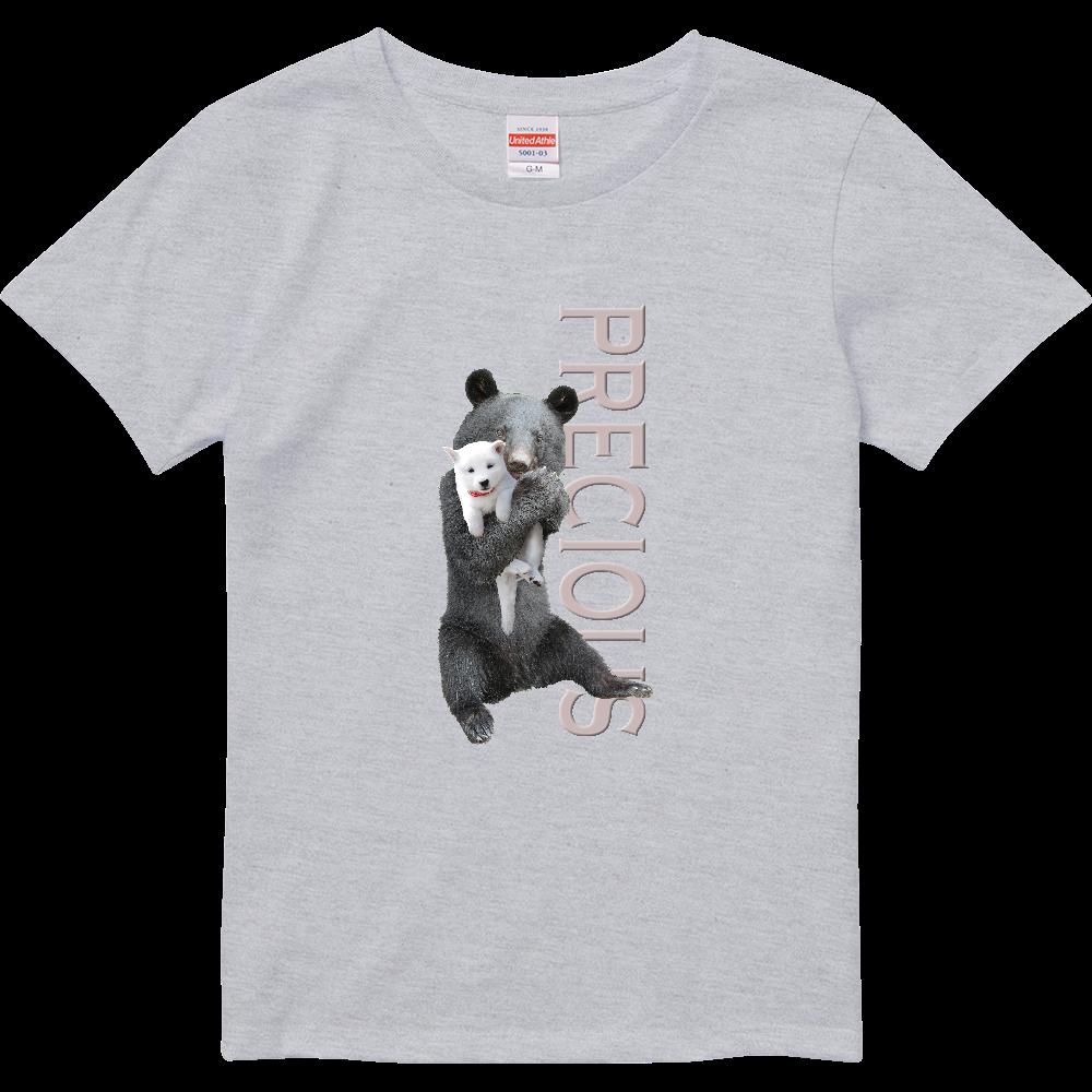 BEAR&DOG ハイクオリティーTシャツ(ガールズ)