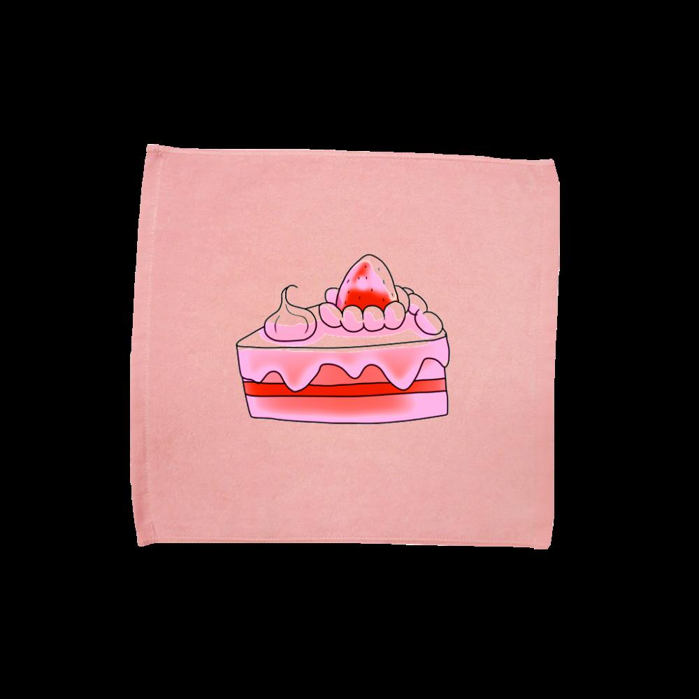 イチゴショートケーキ☆シリーズ ハンドタオル