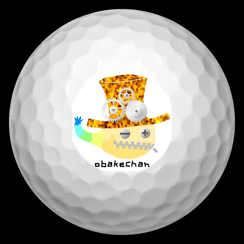 おばけちゃんゴルフボール ゴルフボール(3個セット)