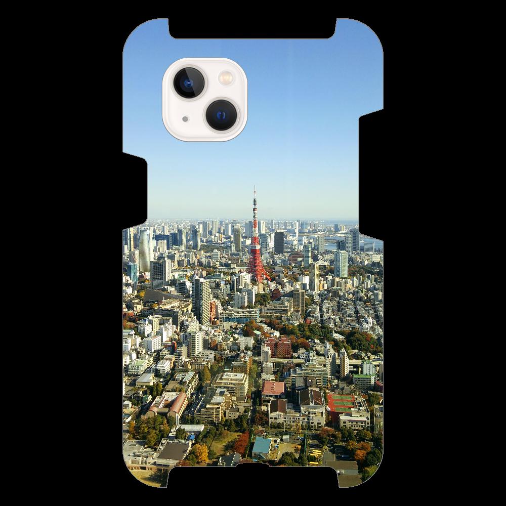 東京タワー iPhone13
