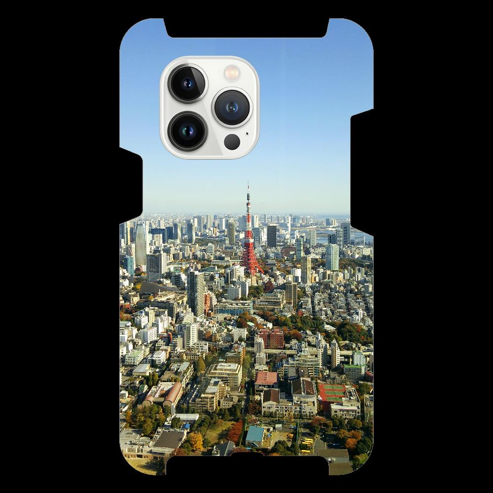 東京タワー iPhone13 Pro