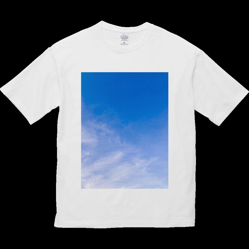 ソラ2 5.6オンス ビッグシルエット Tシャツ
