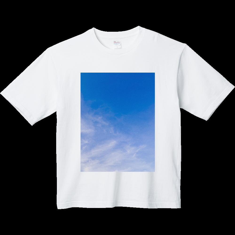 ソラ2 ヘビーウェイト ビッグシルエットTシャツ