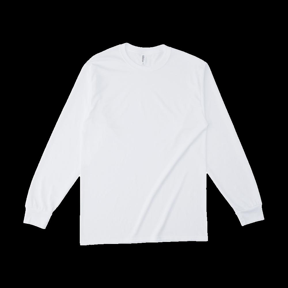 夏のビーチ「カニ」 ORILAB MARKET.Version.14 ジャージーズDRI-POWERロングスリーブシャツ