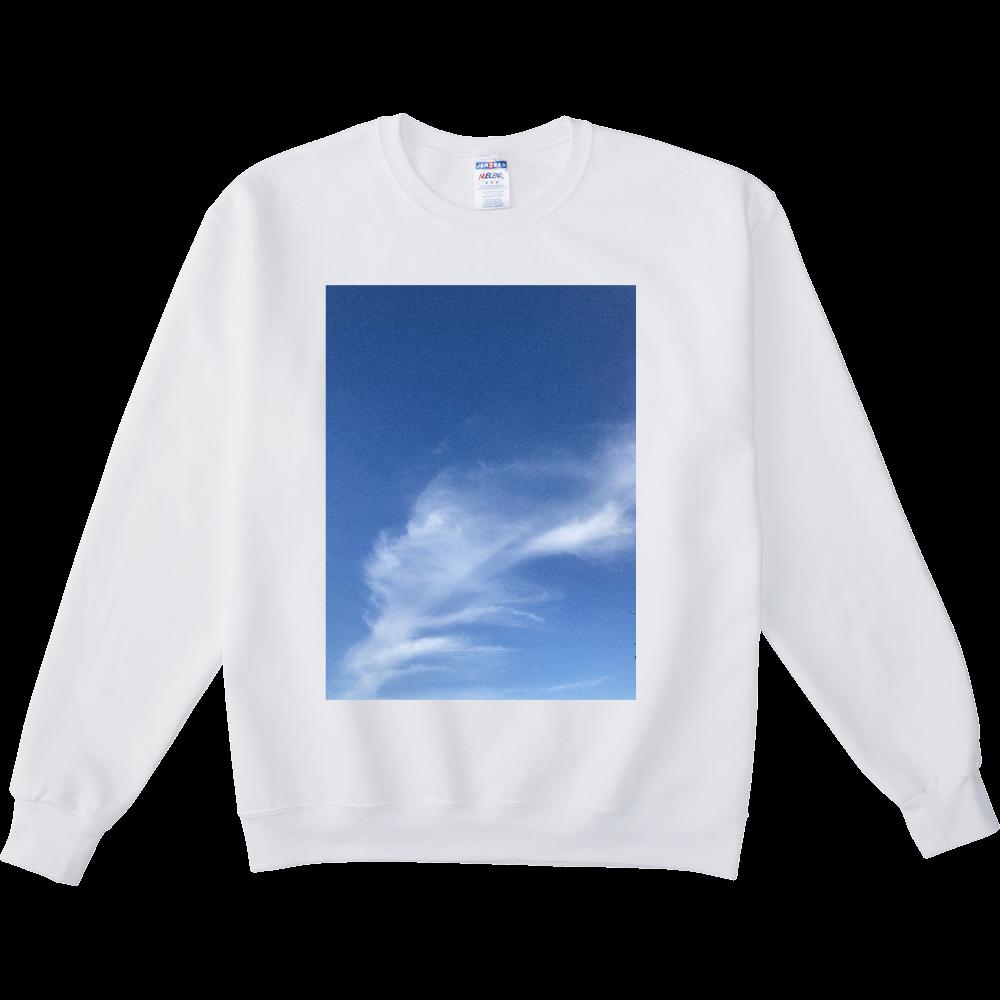 ソラと雲 NUBLENDスウェットシャツ