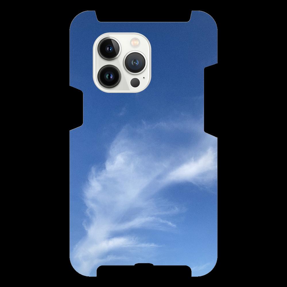 ソラと雲 iPhone13 Pro