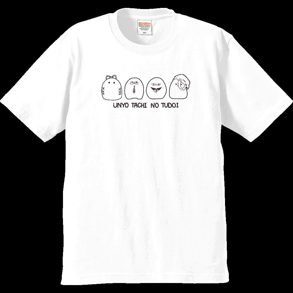 うにょたちの集い プレミアムTシャツ