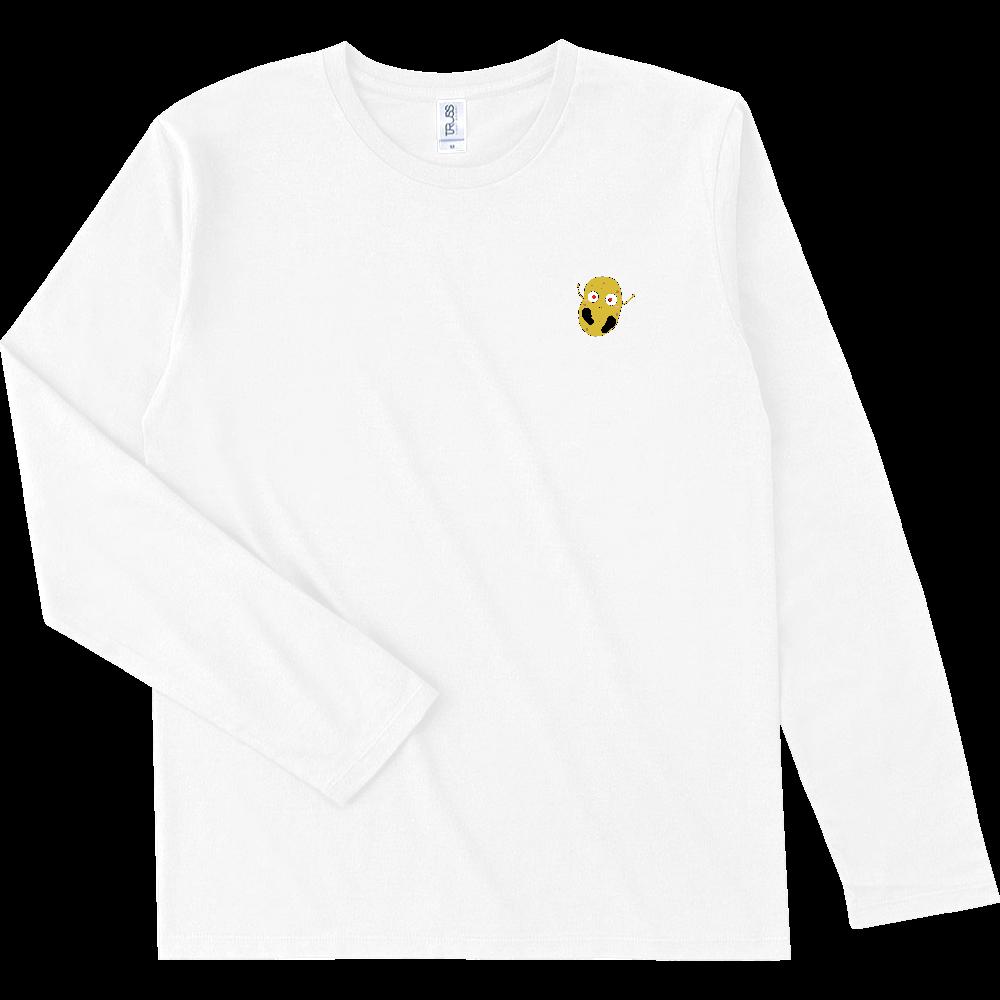 じゃがいもくんロングスリーブTシャツシリーズ スリムフィット ロングスリーブTシャツ