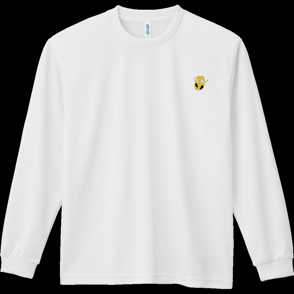じゃがいもくんロングスリーブTシャツシリーズ ドライ長袖Tシャツ