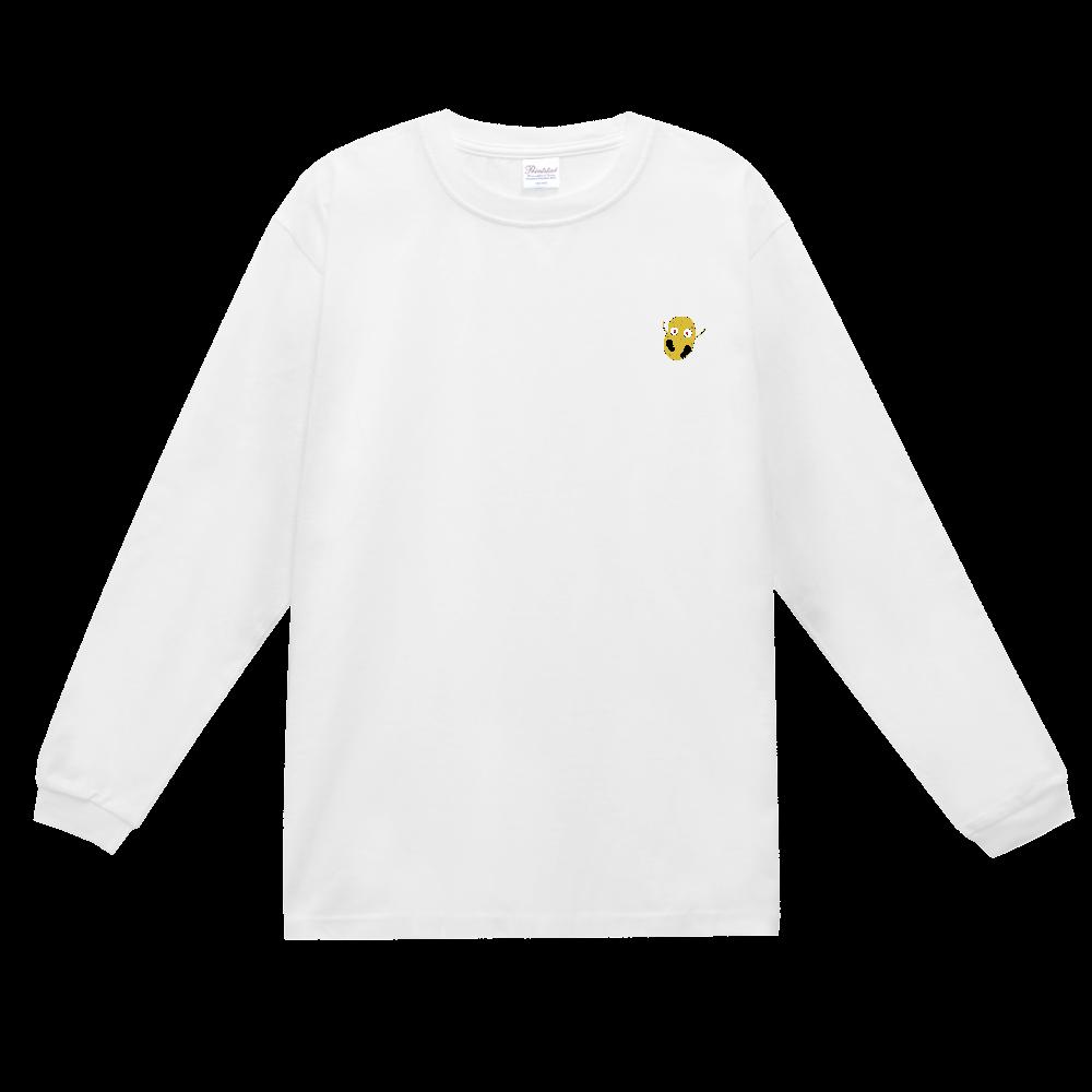 じゃがいもくんロングスリーブTシャツシリーズ スーパーヘビー長袖Tシャツ