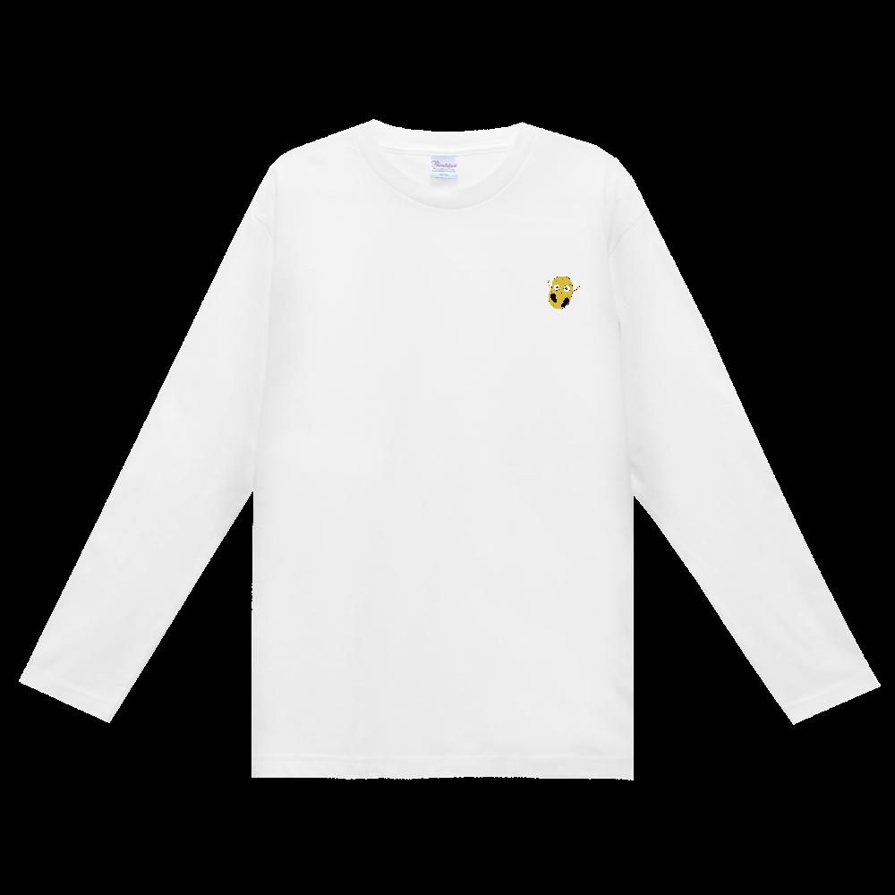 じゃがいもくんロングスリーブTシャツシリーズ ヘビーウェイト長袖Tシャツ