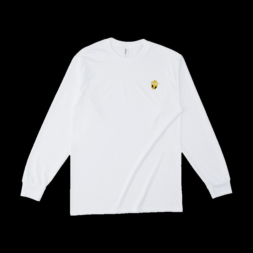 じゃがいもくんロングスリーブTシャツシリーズ ジャージーズDRI-POWERロングスリーブシャツ