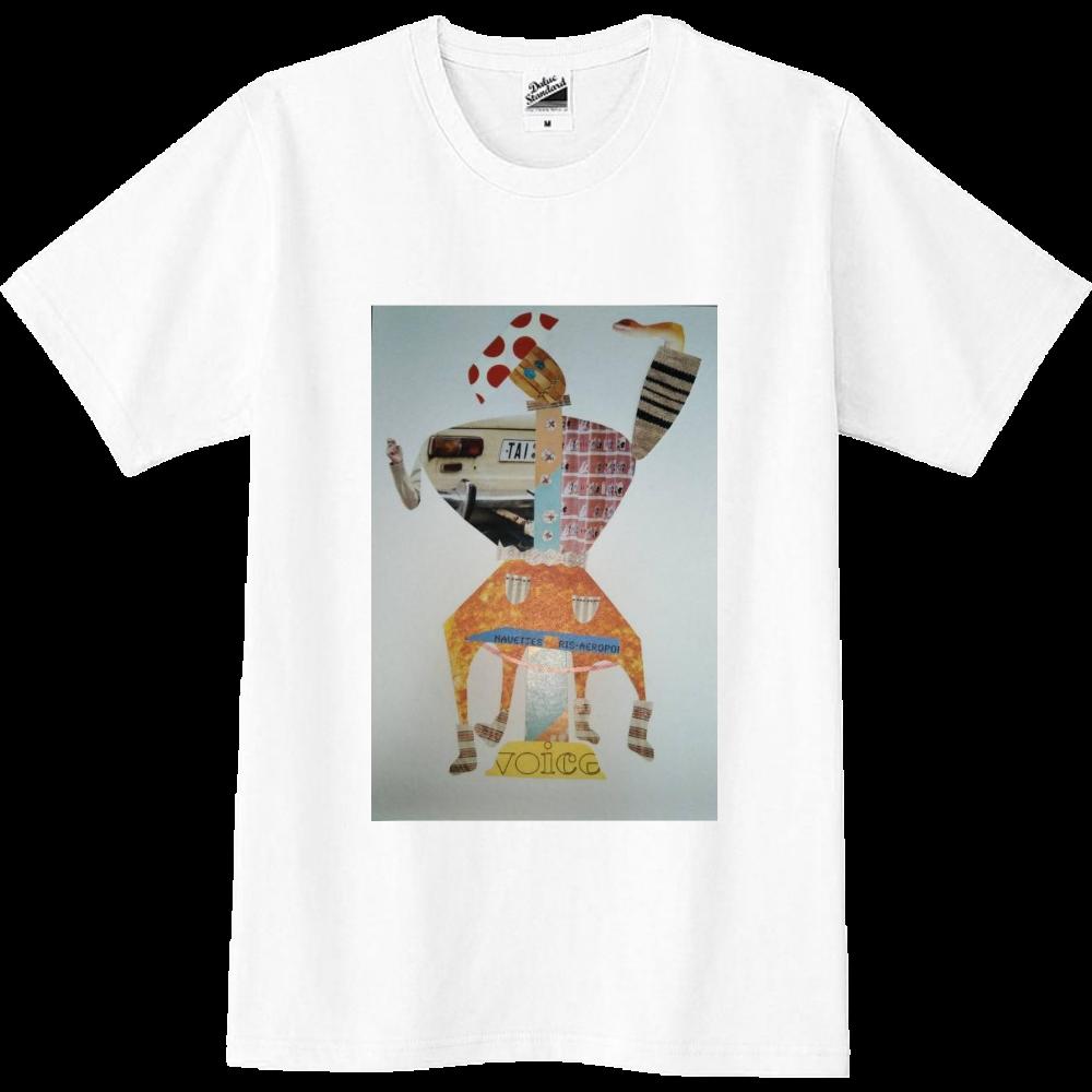 ●からくりの舞● スリムTシャツ