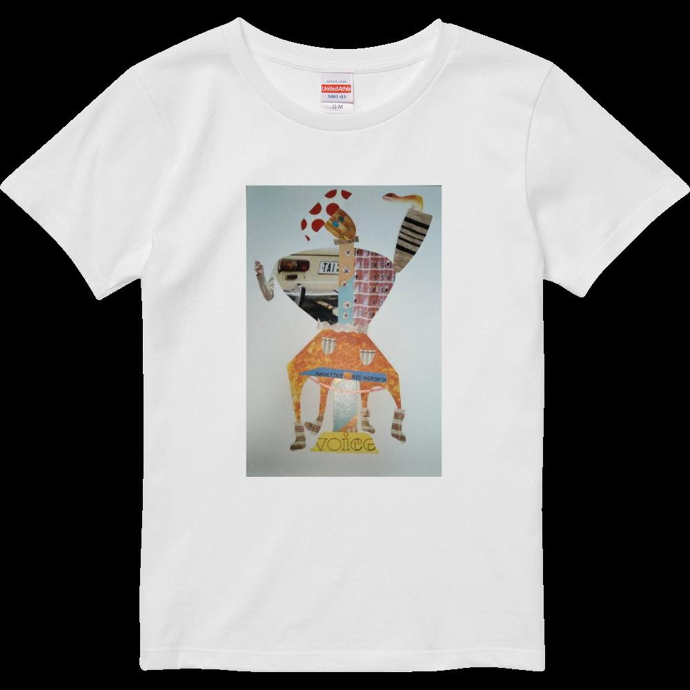 ●からくりの舞● ハイクオリティーTシャツ(ガールズ)