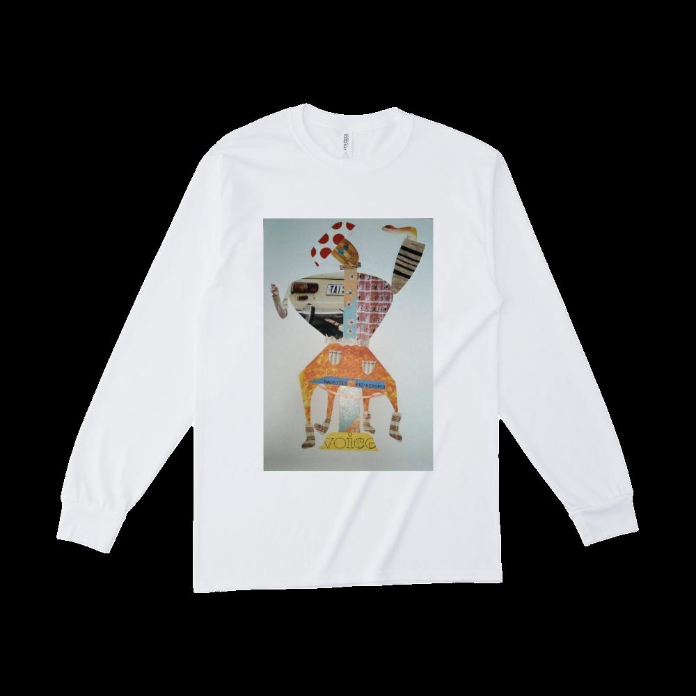 ●からくりの舞● ジャージーズDRI-POWERロングスリーブシャツ