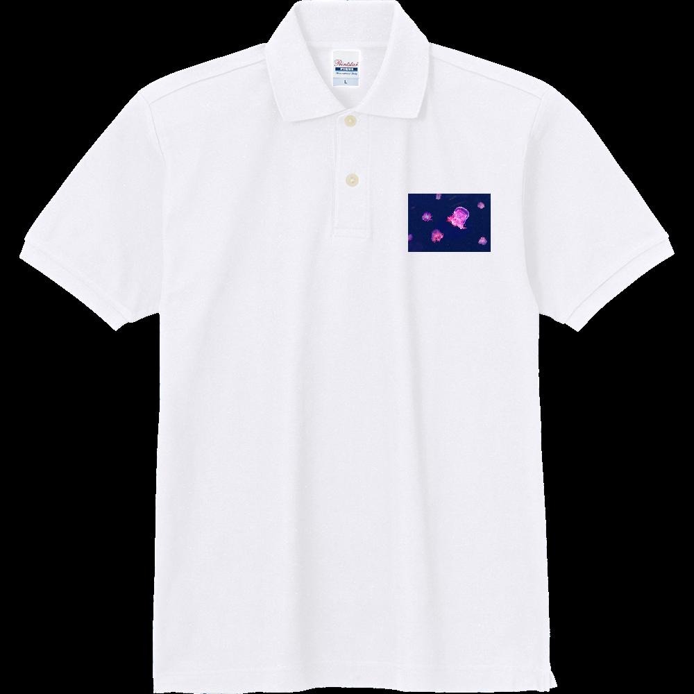 カミクラゲ-05-7 定番ポロシャツ