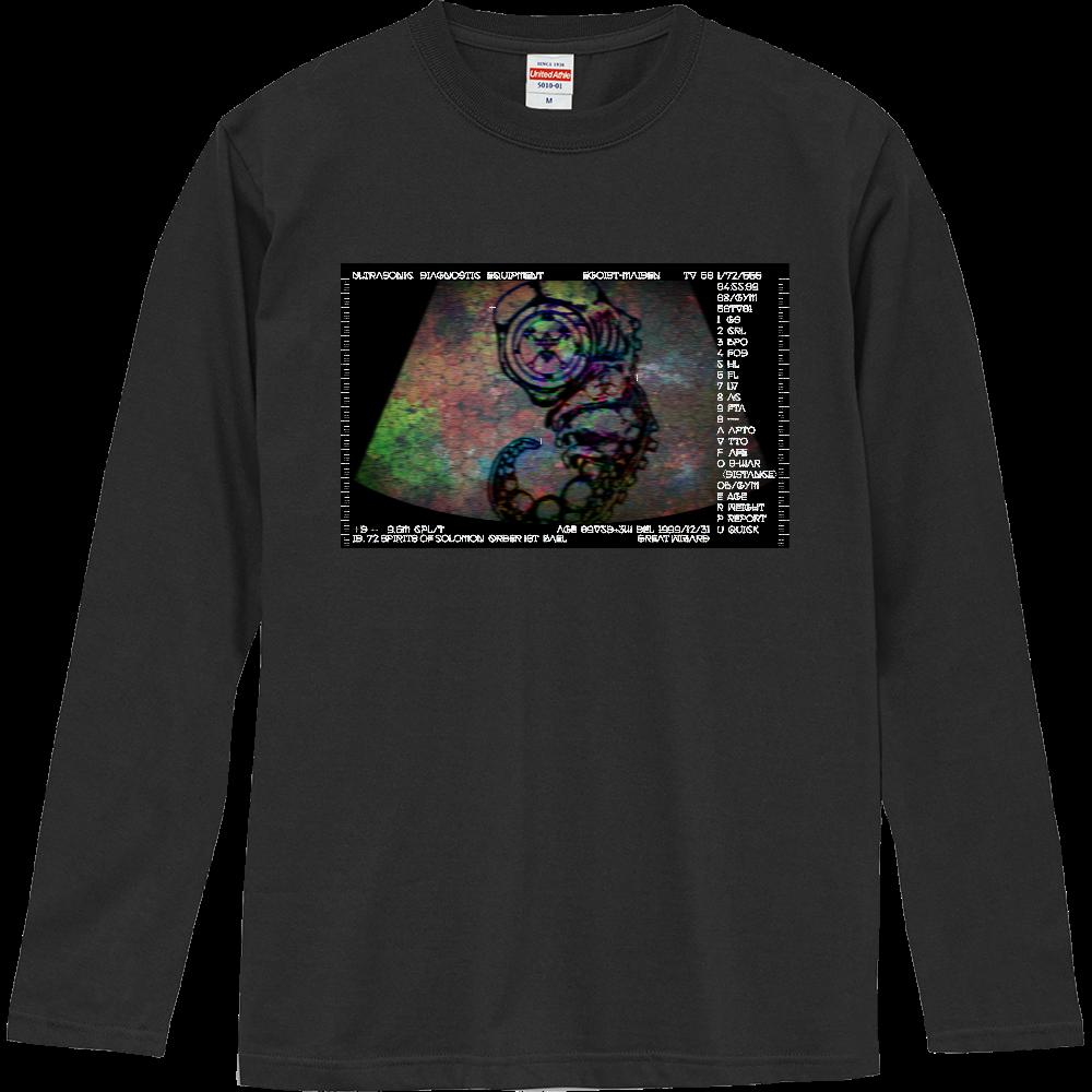 「悪魔の生まれた日」 ロングスリーブTシャツ