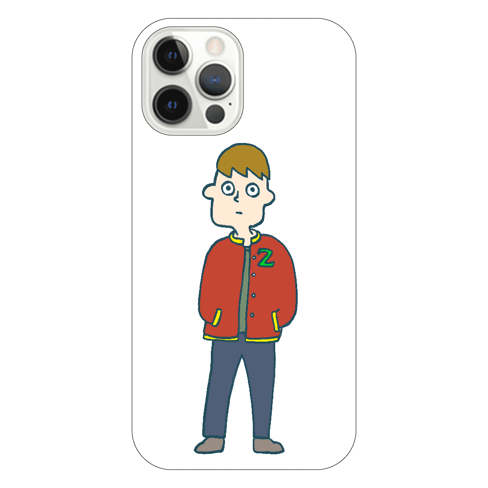 幽霊アメフト部員 iPhone12 Pro