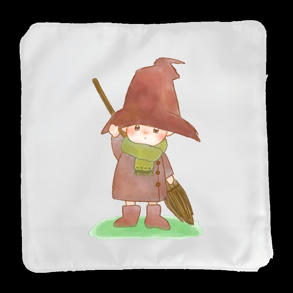 大きな帽子をかぶった小人 クッションカバー(小)カバーのみ