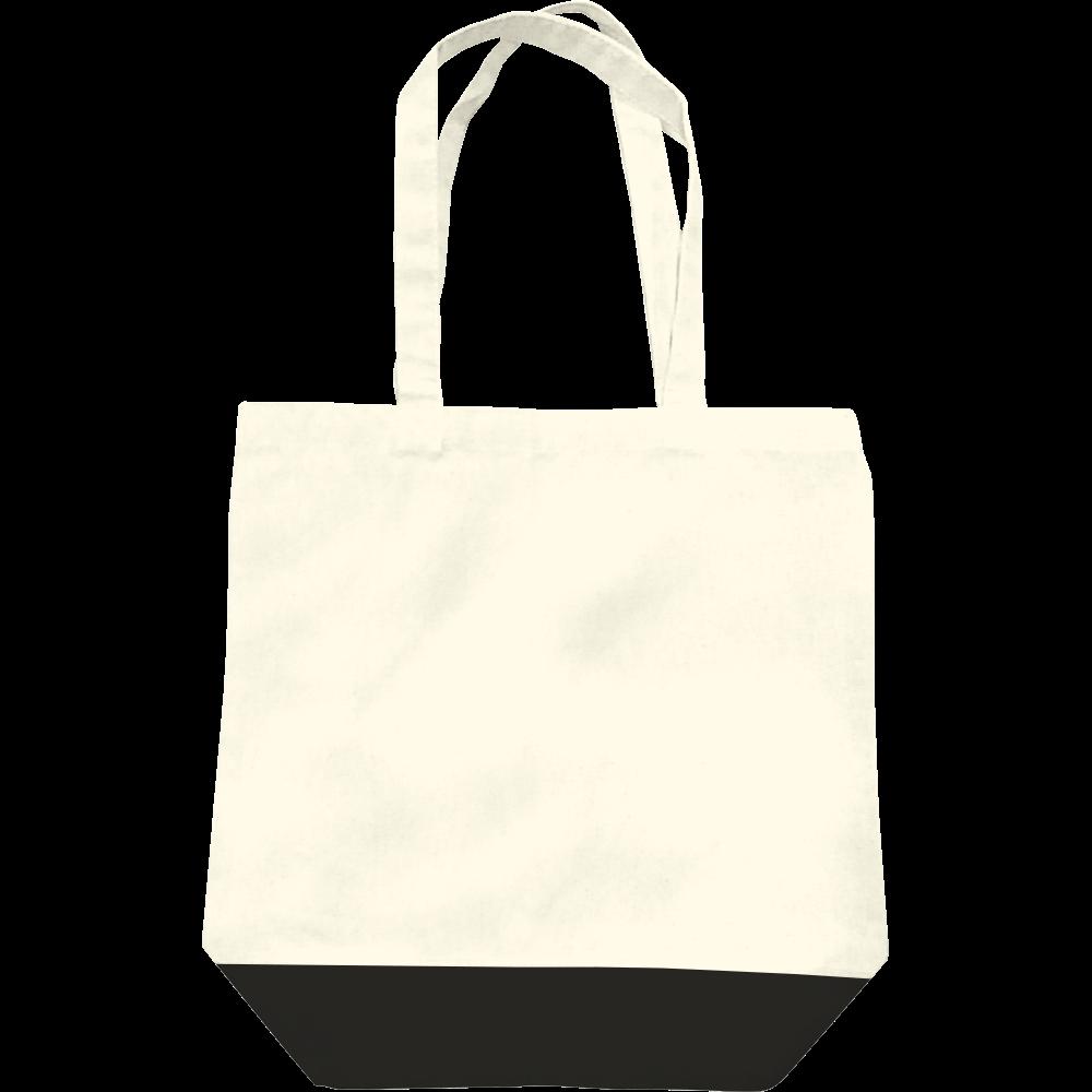 コーヒーに溺れオーバーカフェイン レギュラーキャンバストートバッグ(M)