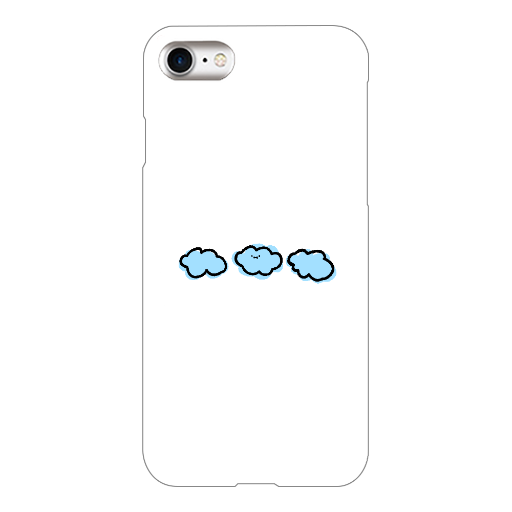 なぞだよ iPhone7(透明)