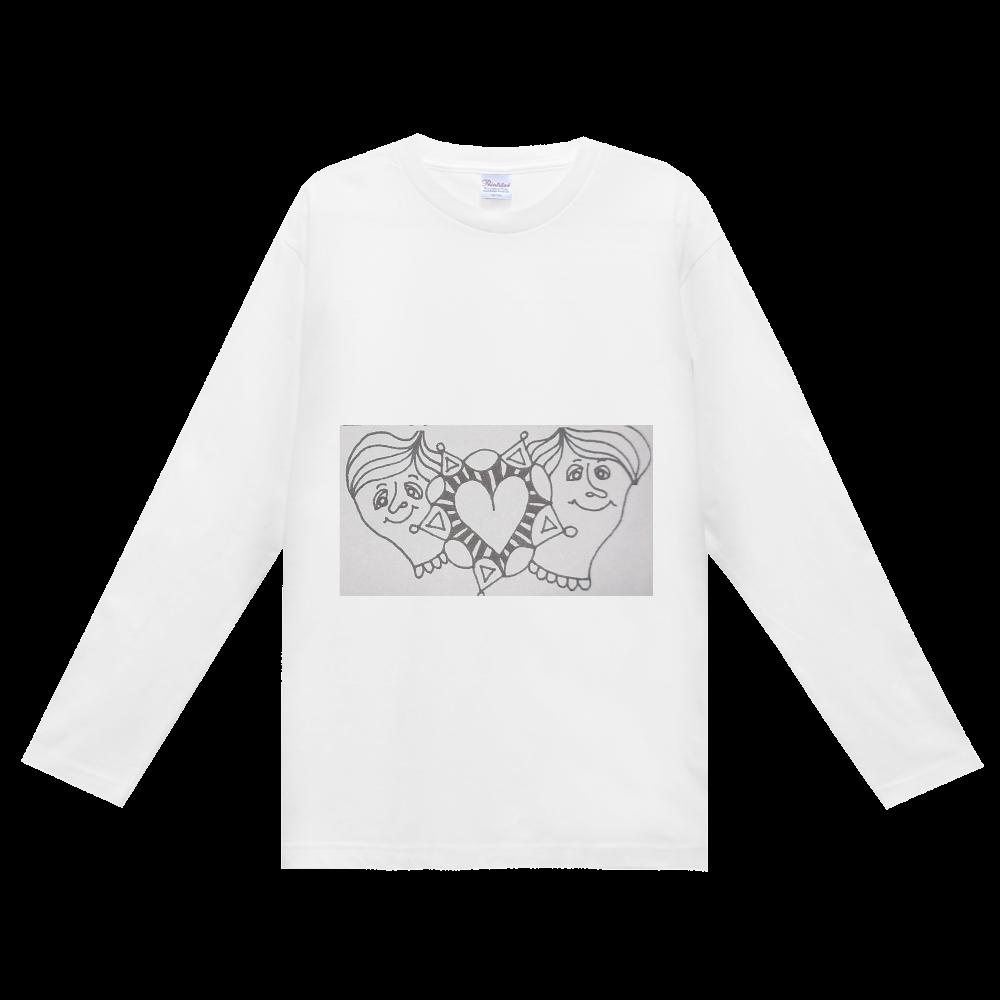 ●ふたりの時間● ヘビーウェイト長袖Tシャツ