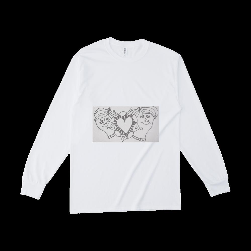 ●ふたりの時間● ジャージーズDRI-POWERロングスリーブシャツ