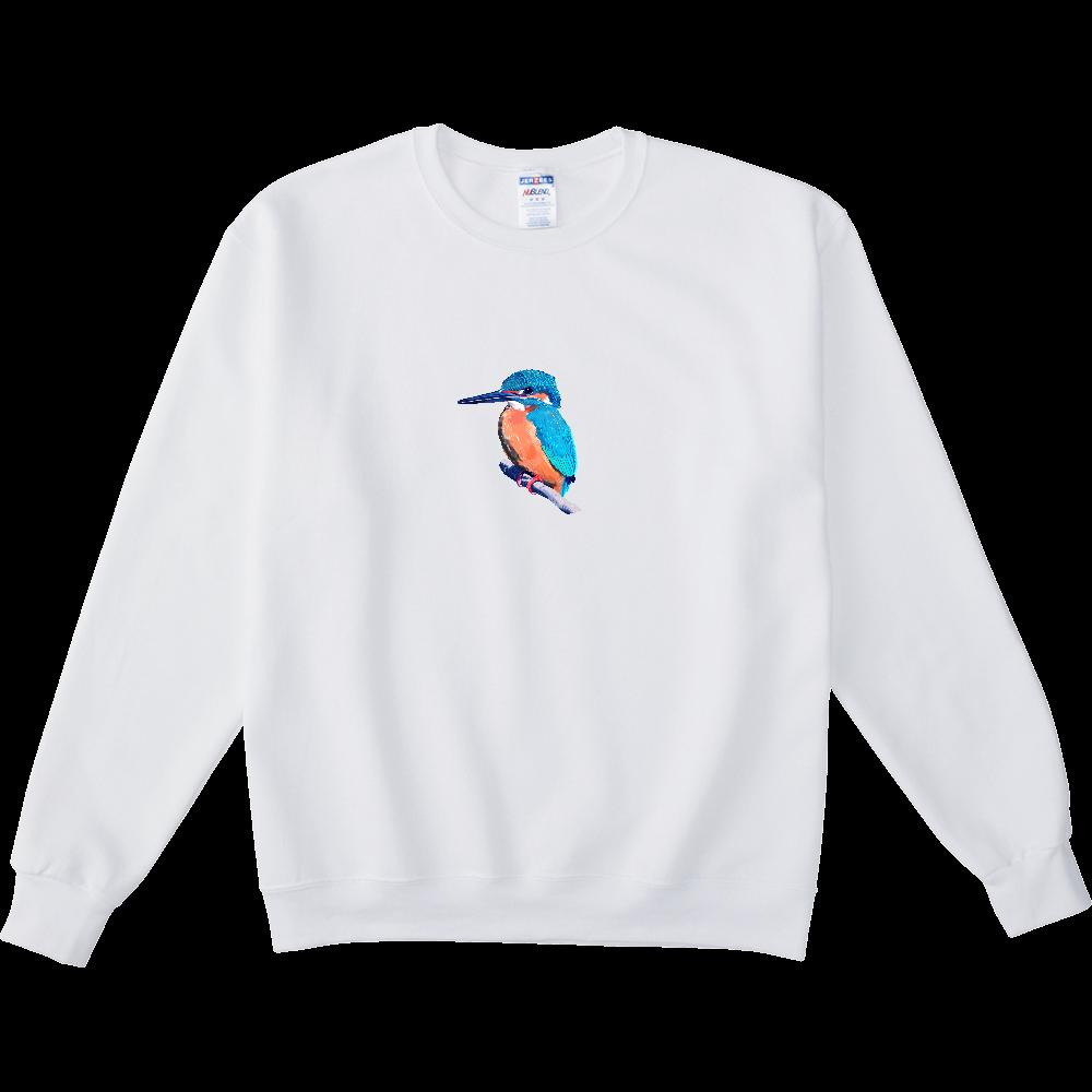 カワセミ-03A NUBLENDスウェットシャツ