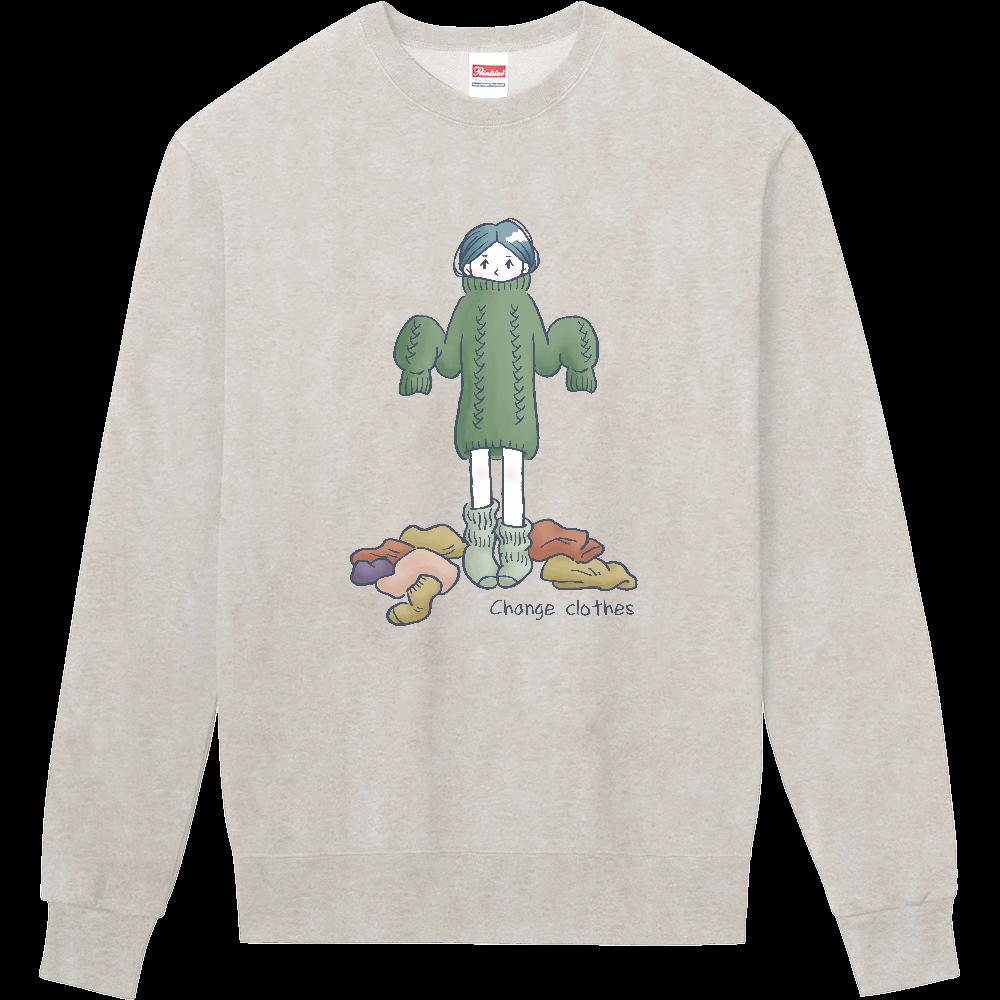 Change clothes 定番スウェット
