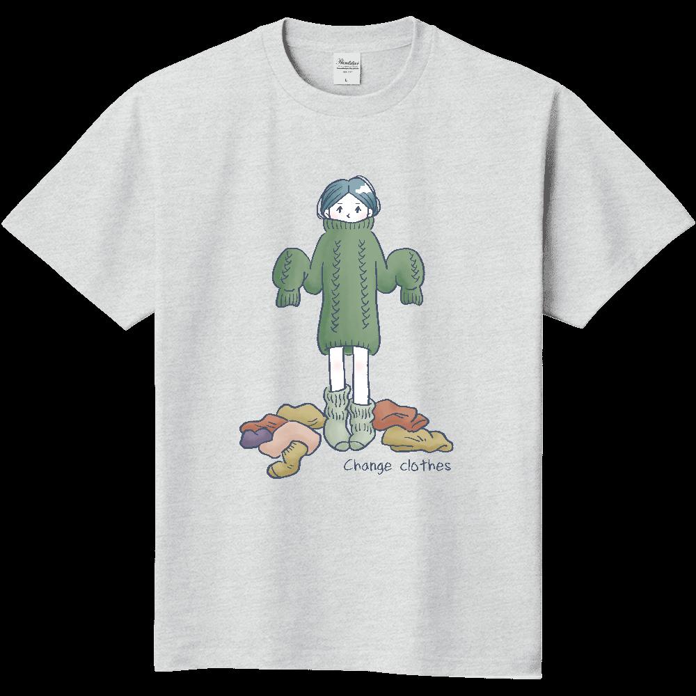 Change clothes 定番Tシャツ