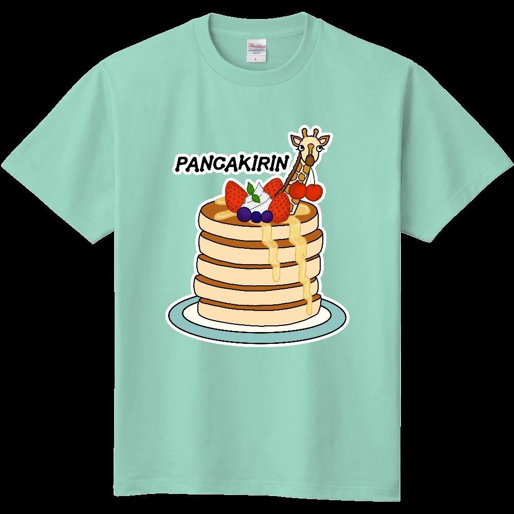 パンケーキリン キッズTシャツ
