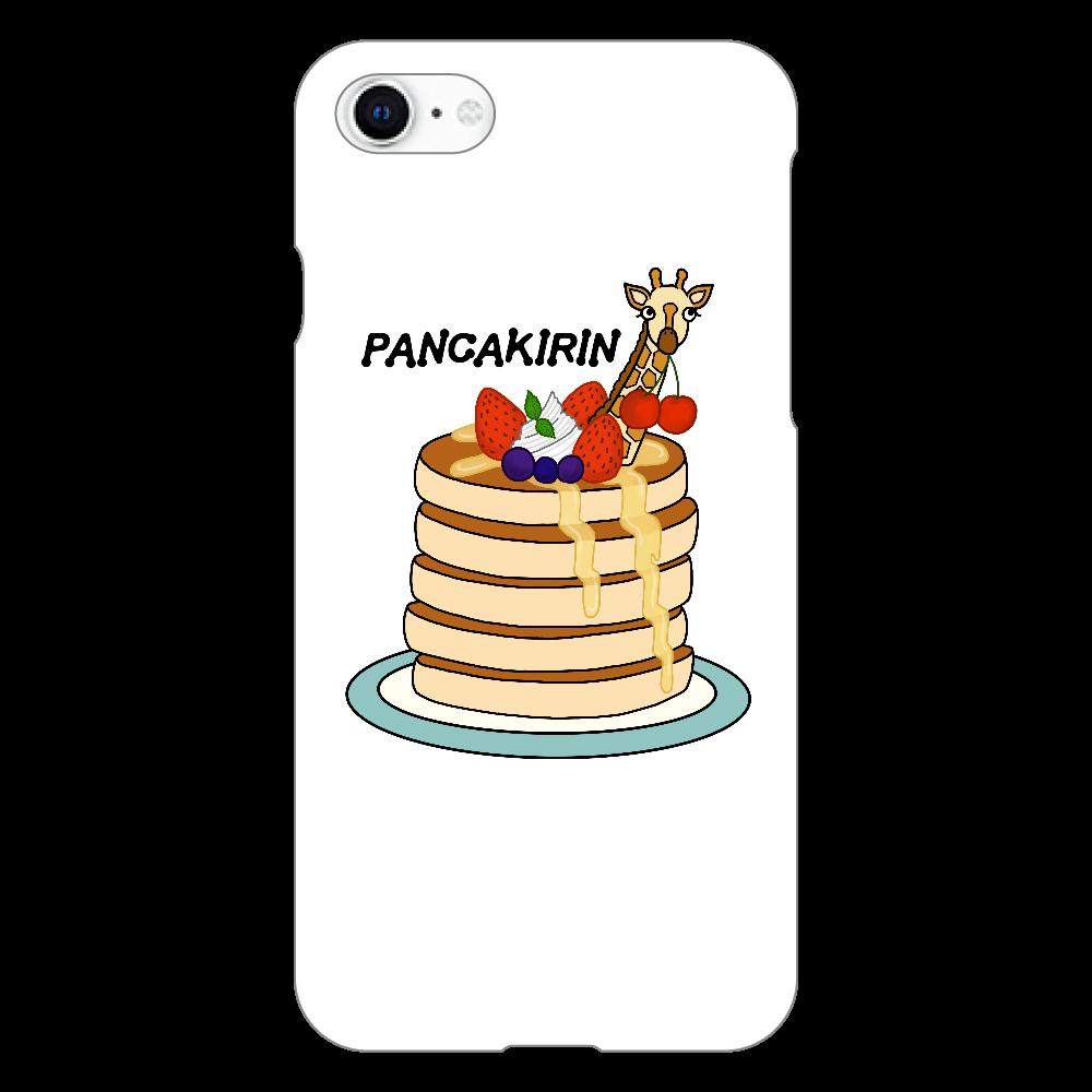 パンケーキリン iphoneSE2(白)