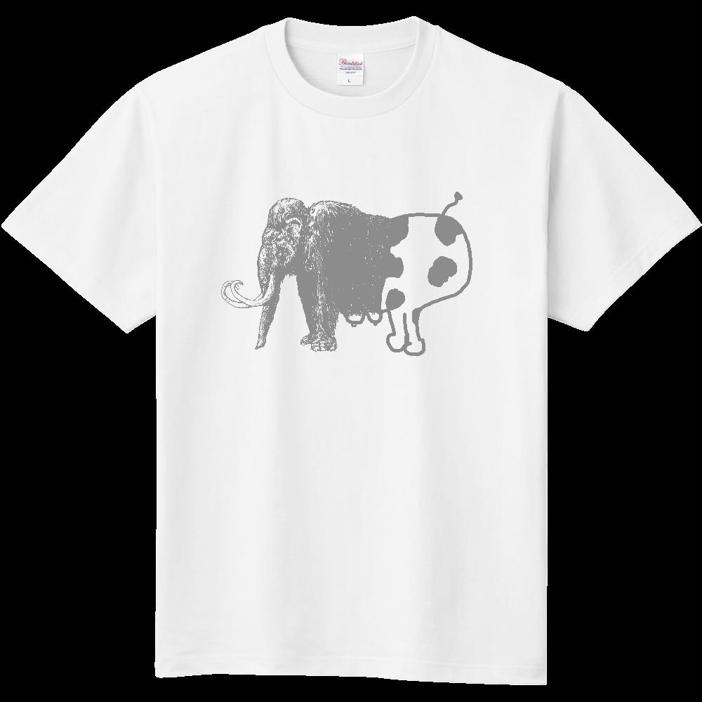あきられマンモゥ〜ス 定番Tシャツ