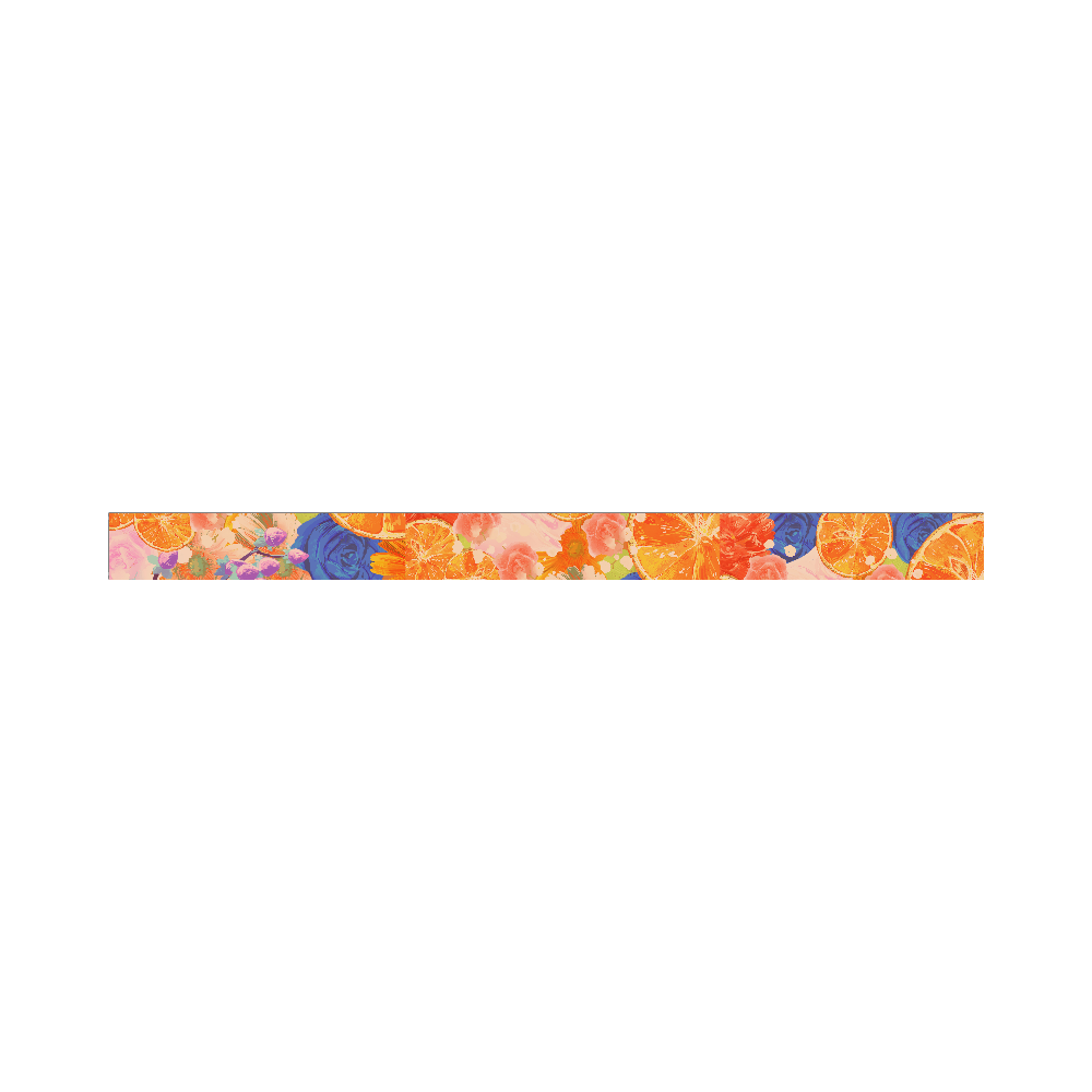 Flowersデザイン  15mmマスキングテープ