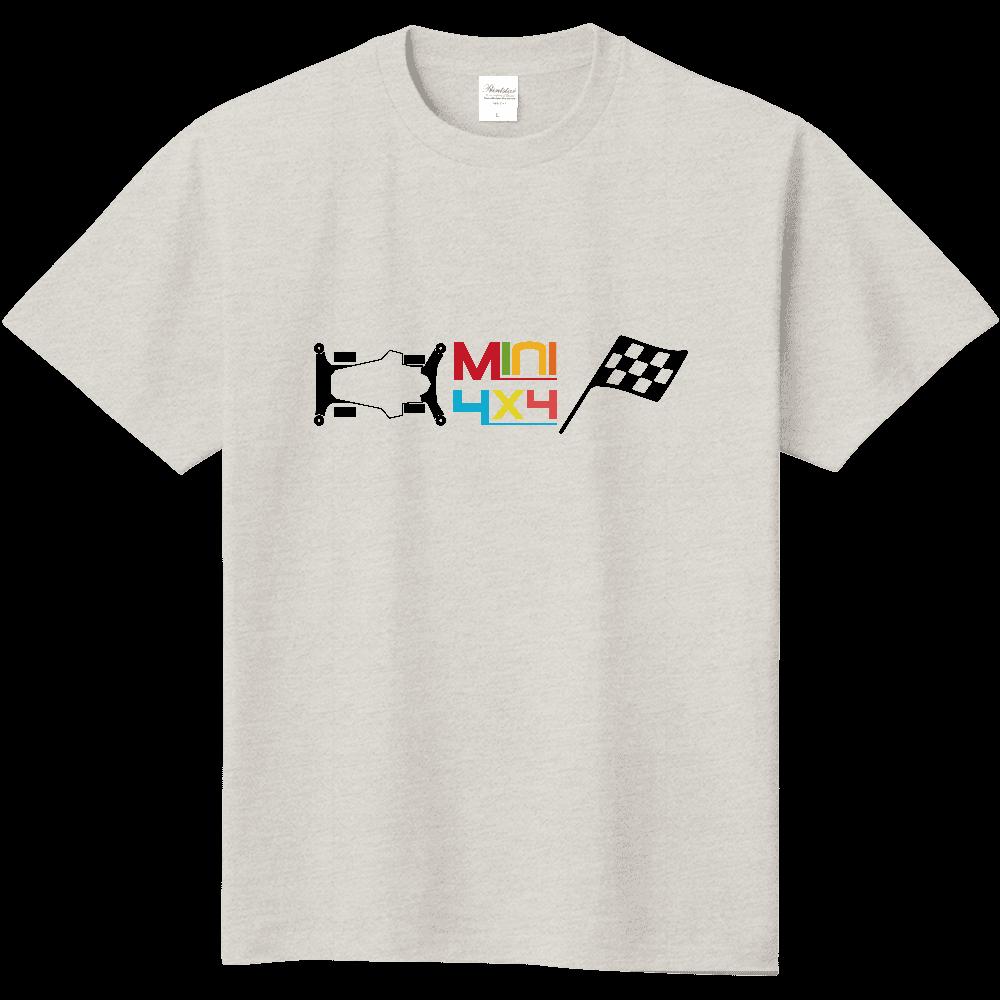 mini4x4 定番Tシャツ