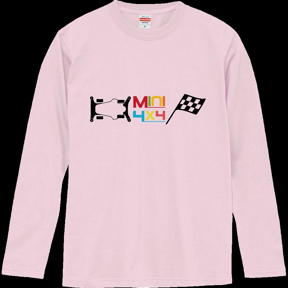 mini4x4 ロングスリーブTシャツ