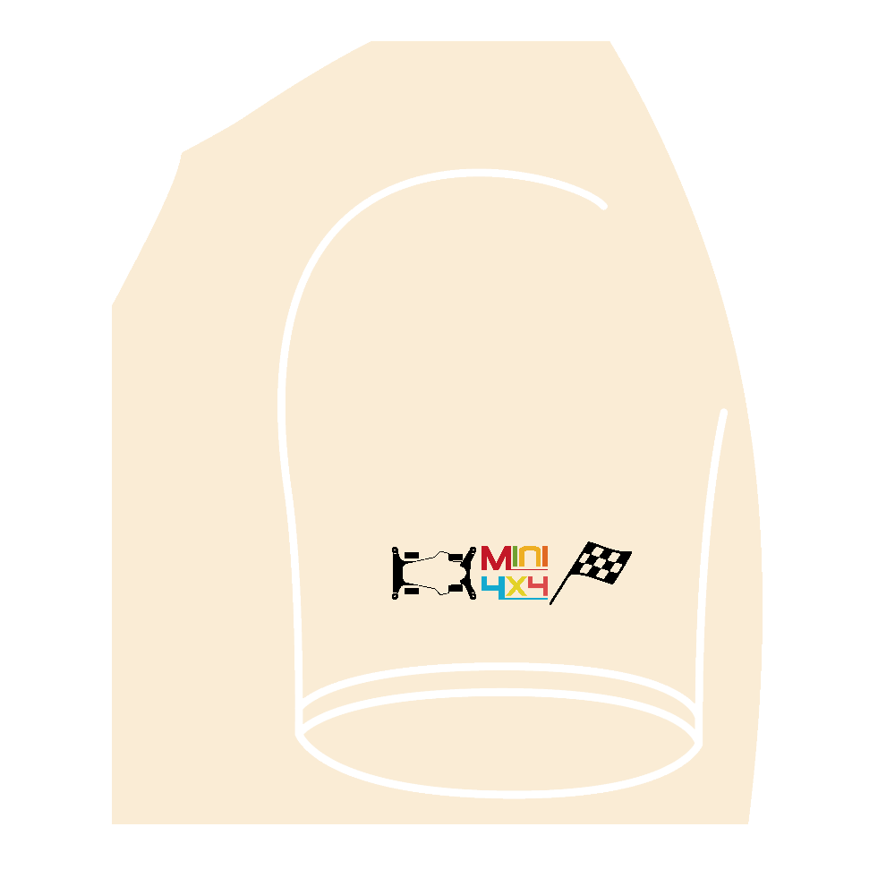 mini4x4 ハイクオリティーTシャツ
