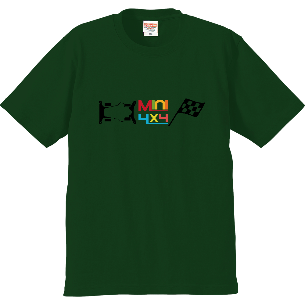mini4x4 プレミアムTシャツ