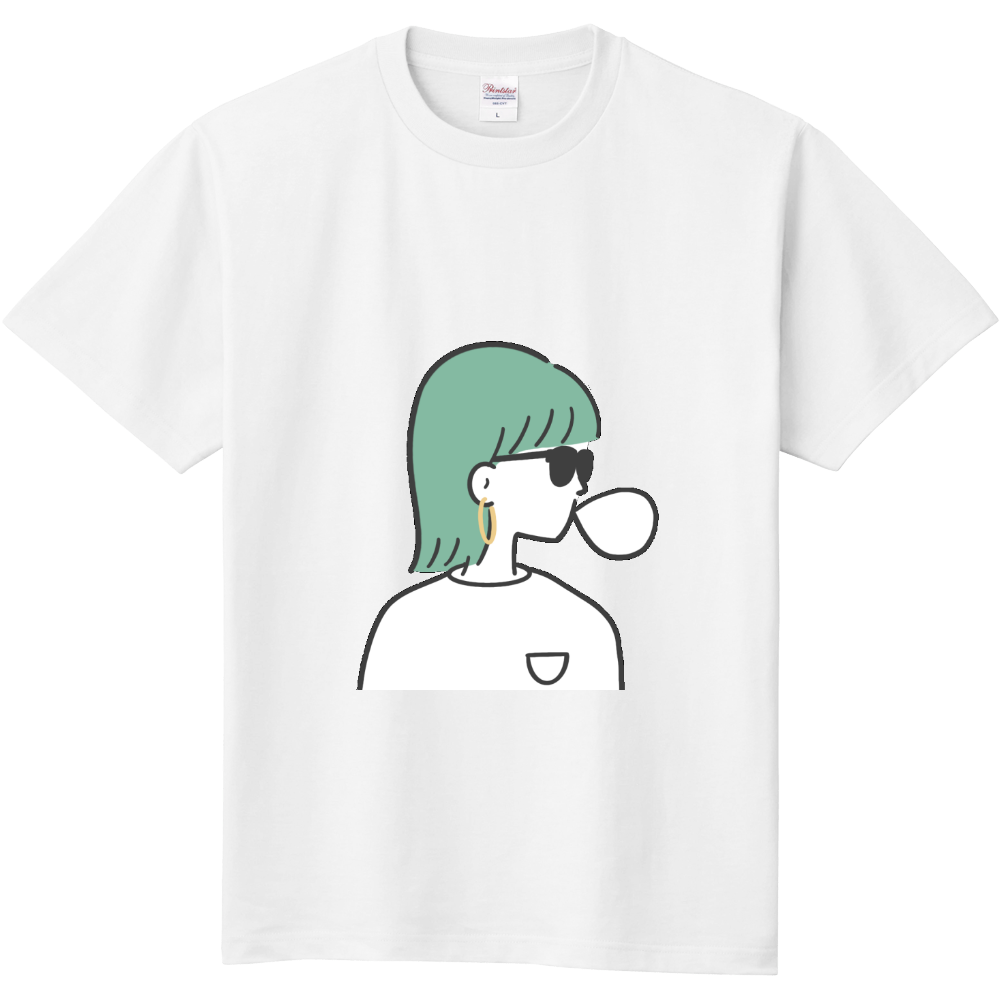 バブルガム 定番Tシャツ