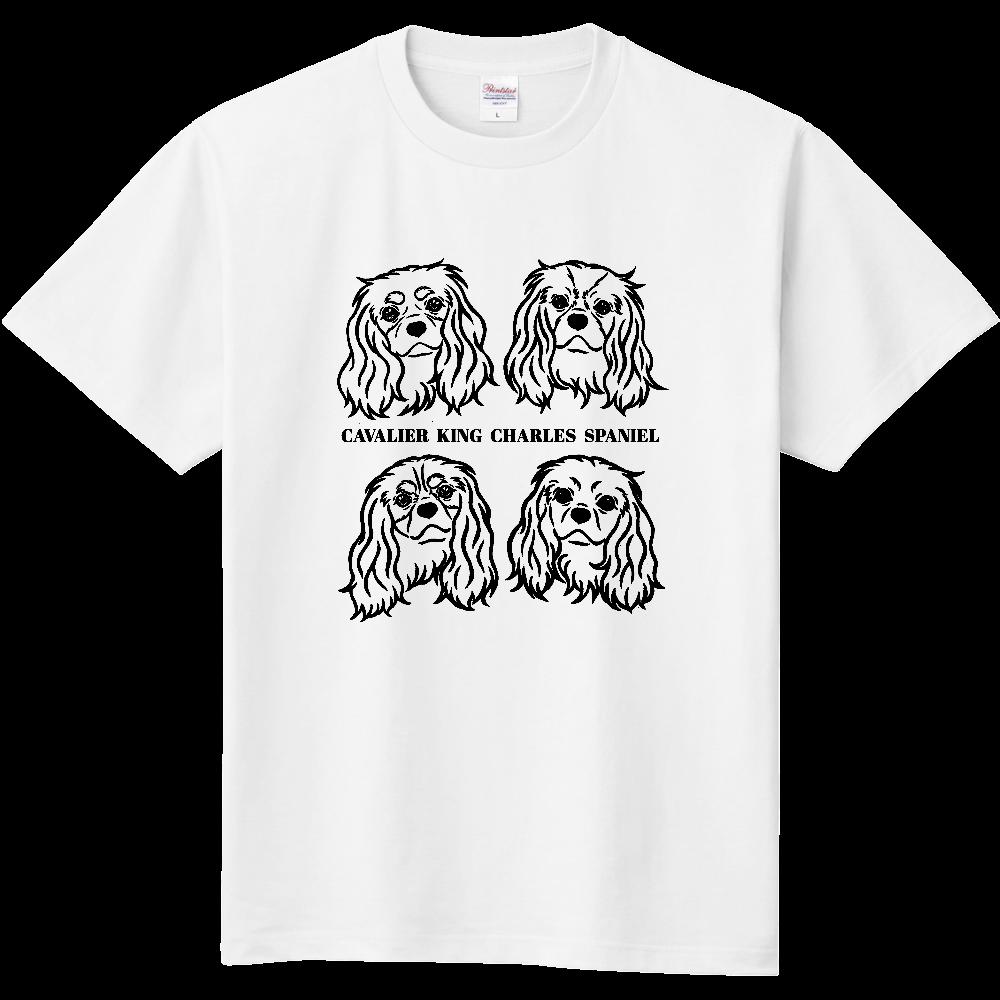 キャバリア 定番Tシャツ