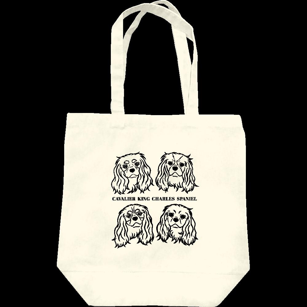 キャバリア レギュラーキャンバストートバッグ(M)